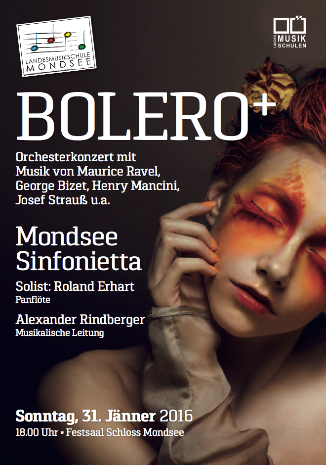 Konzert der Mondsee Sinfonietta Bolero