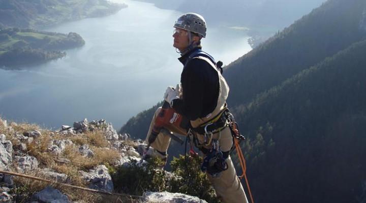 Klettersteig Drachenwand : Jahre drachenwand klettersteig ml das infoportal deiner