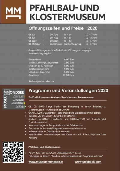 Museum Mondsee - Pfahlbau- u. Kloster Museum