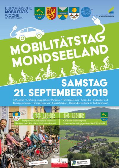 Mobilitätstag Mondseeland